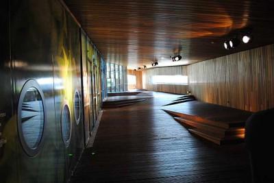 Галерея вокруг завода Duvel