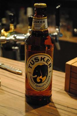 Пиво Tusker