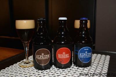 Пиво Alpaïde, Rosdel и Huardis