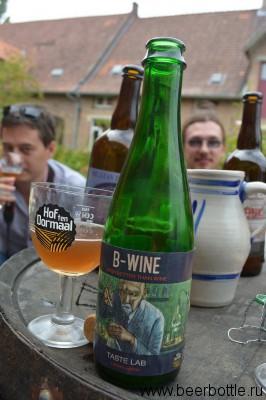 B-Wine (Бельгия, Тилдонк) - 6% алк.