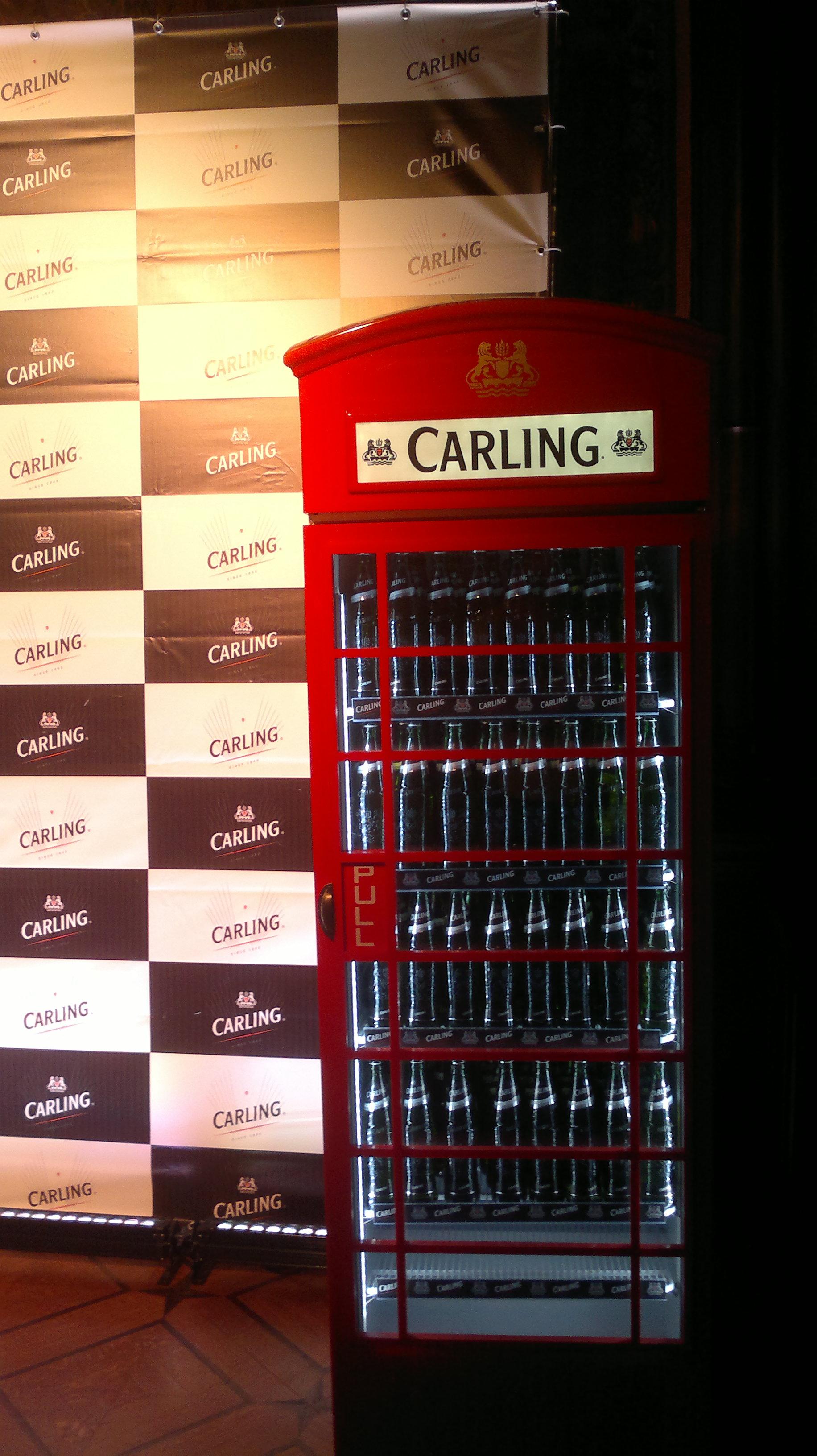 Холодильник Carling